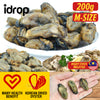 idrop 200g Korean Dried Oyster [ M-Size ] / (200克) 韩国蚝干 / 蚝士