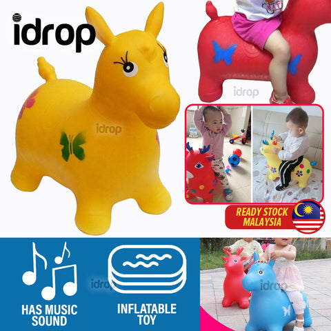 idrop Children's Inflatable Animal Toy