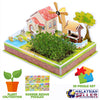 idrop ZILIPOO - 3D Puzzle & Plant Cultivation Education Set