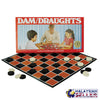 idrop SDam / Draughts - Std ( Standard Economy )  [ SPM GAMES ] - Checkers Board Game [ SPM76 ]