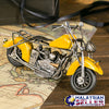 idrop Collectable Handcrafted Superbike Motorbike Motorcycle House Table Shelf Decor Display