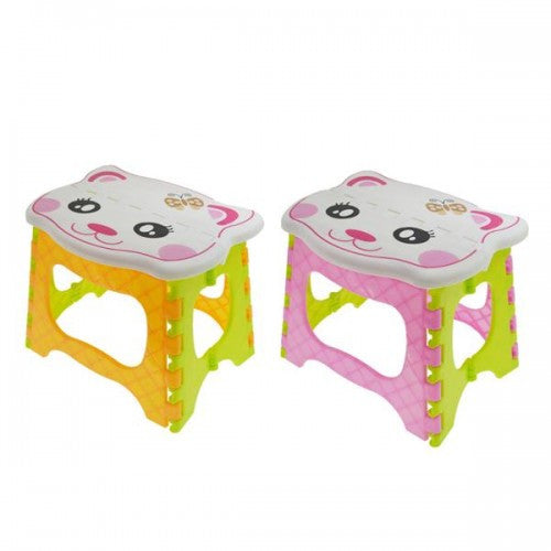 Portable Kid Stool Chair - Random