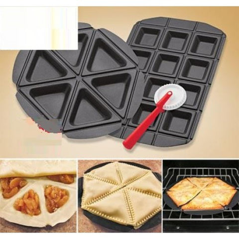 Pizza Pocket Size Mini Pie Pan