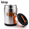 idrop Multifunctional Stainless Steel Heat Preservation Portable Pot