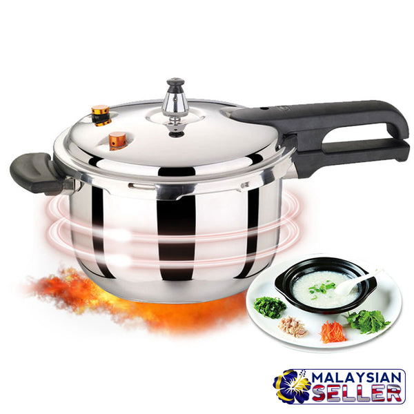 idrop Stainless Steel Pressure Cooker 24cm,28cm
