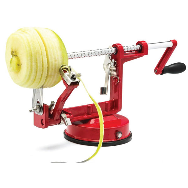 Professional Grade Heavy Duty Apple Peeler, Slicer & Corer