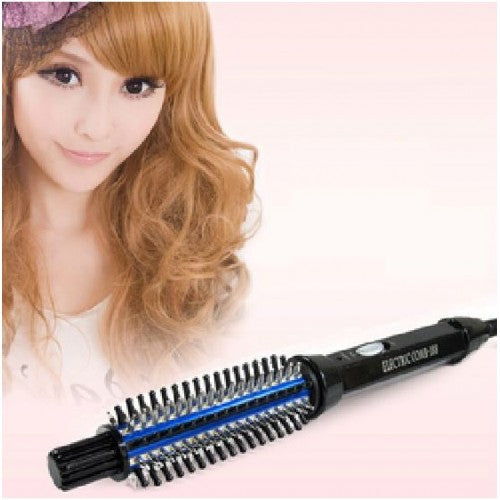 Professional Hairbrush Iron (available in 2 barrel sizes)