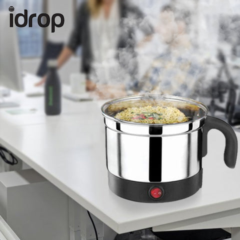idrop Mount Carmel Multi-Funcion Electric Cooking in Home, Dorm and Office