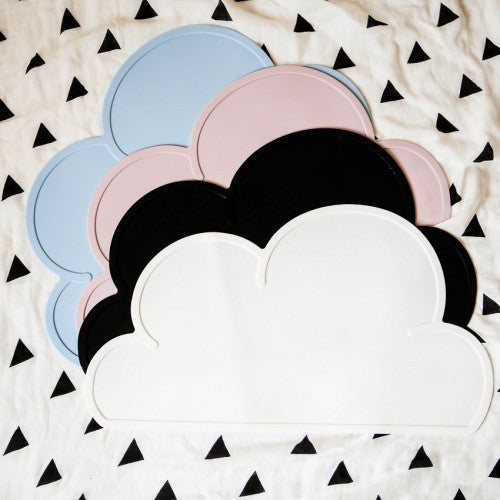 Cloud Shaped Silicone Table Mats