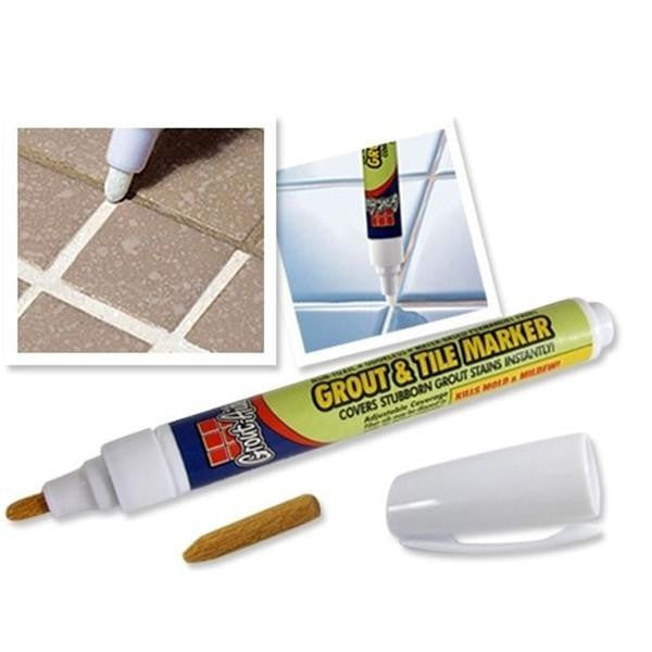 Set Of 2 Tile Marker Repair Wall Pen Repair Tile