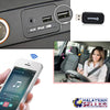 idrop T163 USB Bluetooth Receiver Adapter for Car Audio Stereo/Speaker/Headphone Music Car Stereo Receiver Adapter