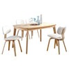 Japanese Solid Wood Dining Table