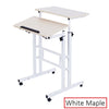 2 Tier Movable Worktable Computer Desk