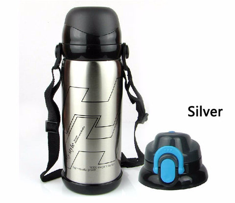 112# Stainless Steel Insulated Thermos Bottle 800ml