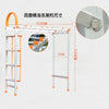 idrop 2 in 1 Foldable Rack With Ladder