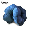 idrop Mini Portable Travel Total Pillow Microbeads Support Neck Back