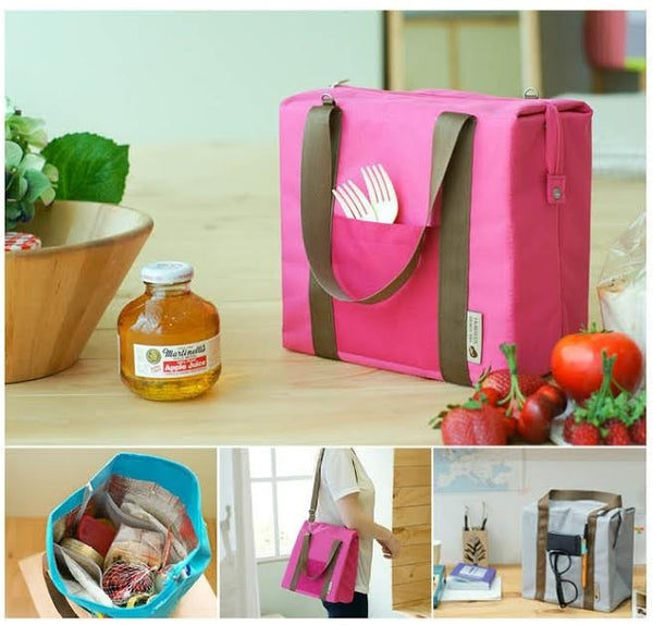 Thermal Waterproof Insulated Lunch Bag