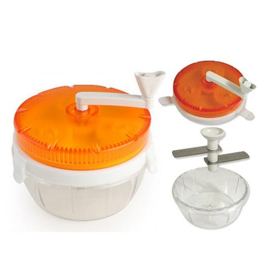 Twisting Vegetable Chopper