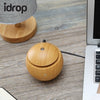 idrop LJA078 Essential Oil Diffuser Ultrasonic Mist Aroma Air Humidifier USB Air Purifier 100ml
