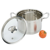 24cm Stainless Steel Straight Stockpot
