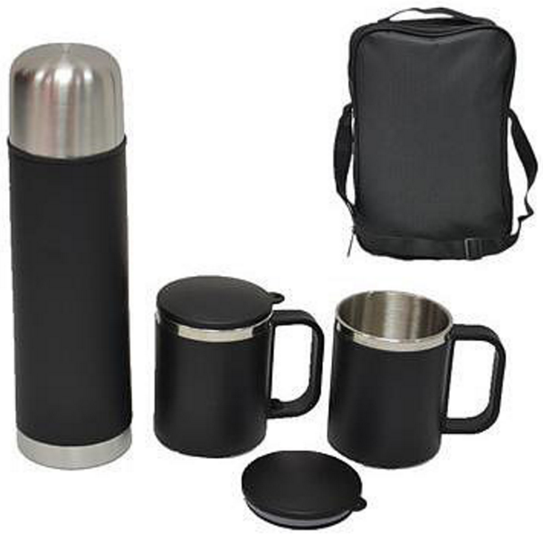 CP110-3# Set of 3 Stainless Steel Bottle and Cup