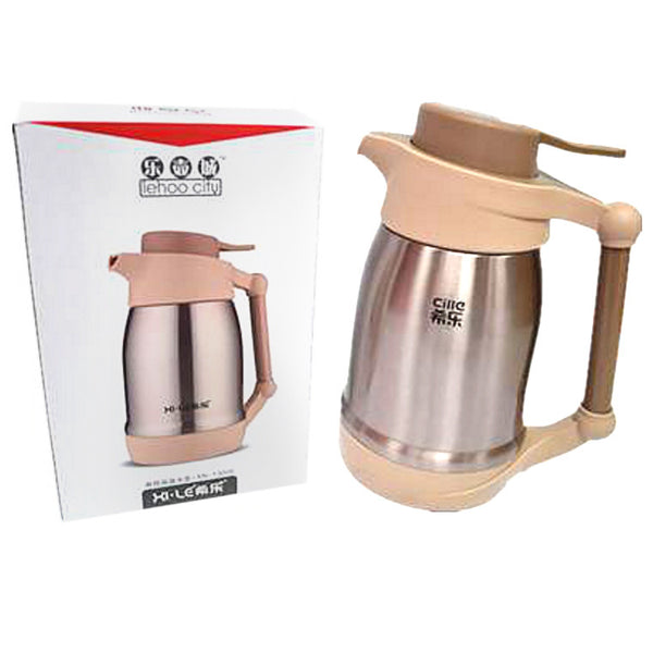 XN-13005# 1300ml Stainless Steel Insulated Water Pot