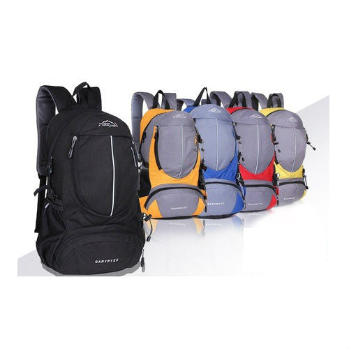 35L Water-Resistant Backpack