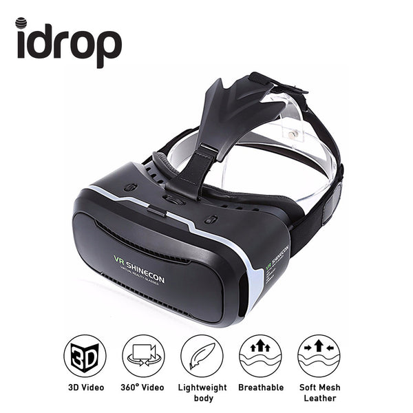 idrop VR SHINECON 2.0 Virtual Reality 3D Glasses Game Movie