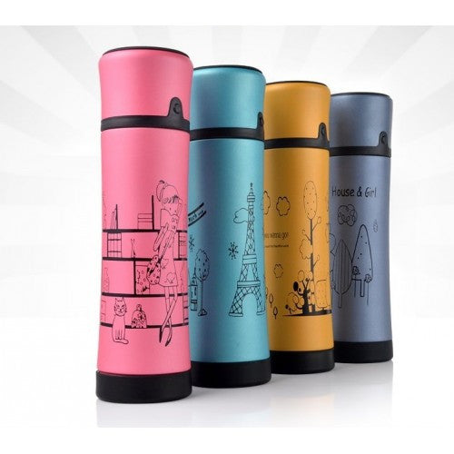 Vacuum Thermal Insulation Flask Bachelor Cup-500ML