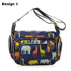 Waterproof Nylon Oxford Cloth Sling Bag
