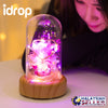 idrop Wishing LED Light Bluetooth Speaker Music TW-L10 Portable Stereo Bass [Santa & Eternal Flower]