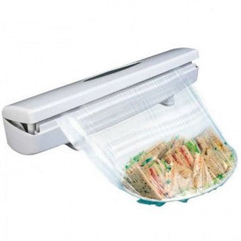 Wraptastic Dispenser - Keep Your Food Fresh & Clean