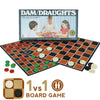 idrop Dam / Draughts - Std ( Standard )  [ SPM GAMES ] - Checkers Board Game [ SPM51 ]