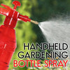 idrop 1.5L Handheld Gardening Bottle Spray Pressure Hand Pump