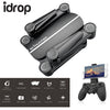idrop X8 Wifi FPV 0.3MP Camera Foldable 2.4G 6-Axis Gyro Selfie Drone Barometer Height Hold RC Quadcopter G-Sensor RTF