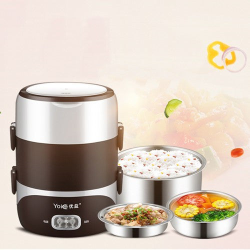 Y-DFH3 Multifunctional 3 Layer Steam Cooker