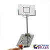 idrop Miniature Basketball Desktop Tabletop Portable Travel or Office Game Set for Indoor or Outdoor