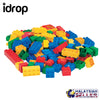 idrop Basic Blocks  Educational Toys Build Construct Creativity Skill Developer