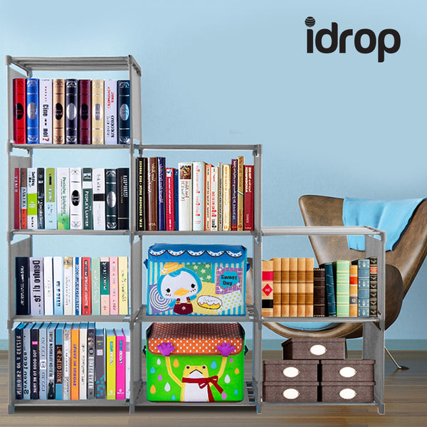 idrop 4+3+2 - Simple & Fashion Combined Bookshelf