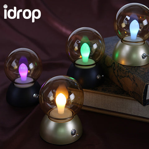 idrop Creative Retro LED Bulb Lamp Bedroom Bedside Lamp Atmosphere