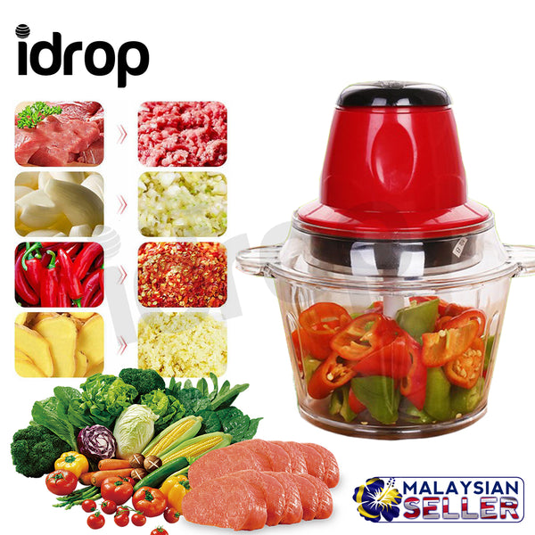 idrop Meat Grinder electric cooking machine Multipurpose blender/grinder meat and vegetables