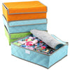 Clothes Box Multi Compartment