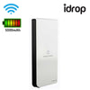 idrop - Wireless Ultra Slim Limitless Charger Transmitter 5000mAh Mobile Powerbank MP030