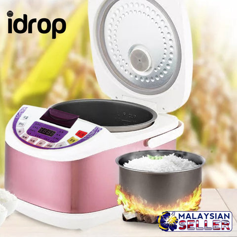 idrop 5L Multifunction Luxury Portable Intelligent Rice Cooker