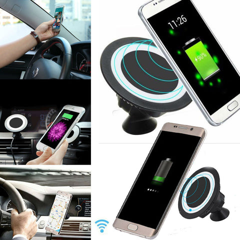 idrop - Mobile Phone Wireless Charging Holder
