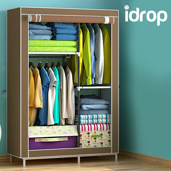 idrop 88105 Storage Wardrobe Clothes Organizer