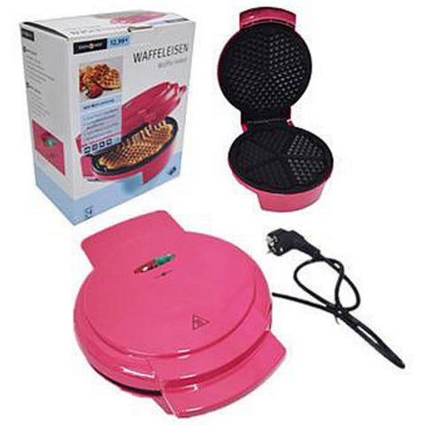 Non Stick Coated Double Sided Waffle Maker Machine
