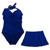 Swimming Suit with Skirt