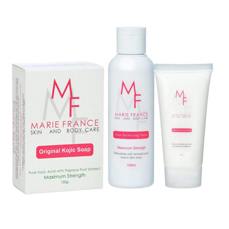 Acne Dark Spot Kit - Marie France Skin & Body Care