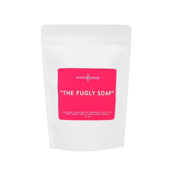 """The Fugly"" Kojic Acid Soap - Marie France Skin & Body Care"